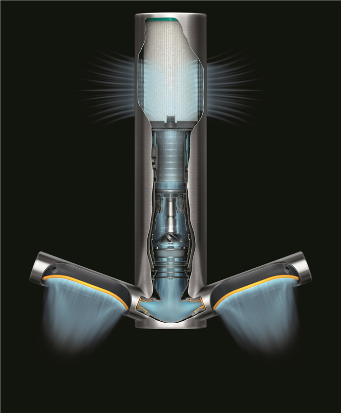 Dyson Airblade™ 9kJ干手器_产品截面图_2.jpg